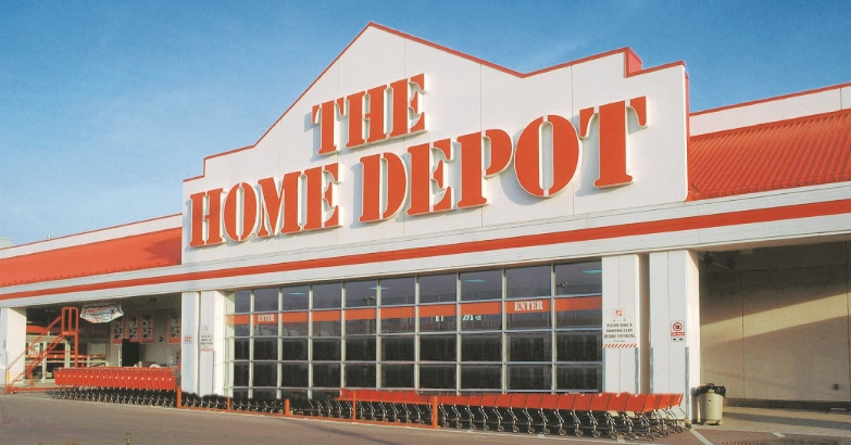 Home Depot Survey Page