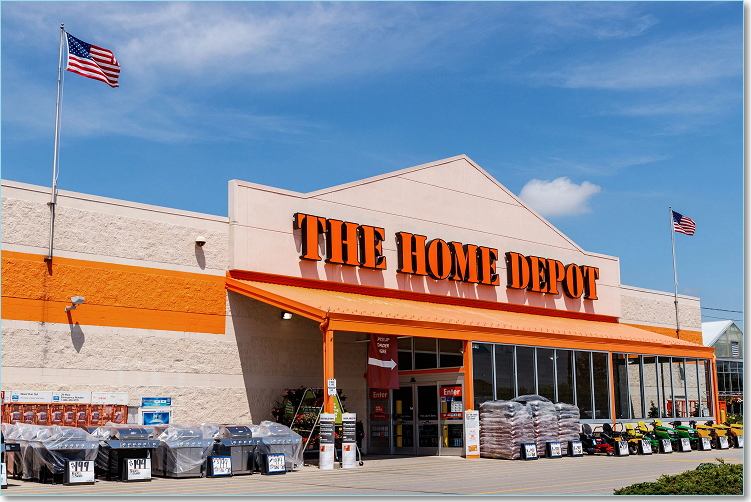 The Homedepot Store